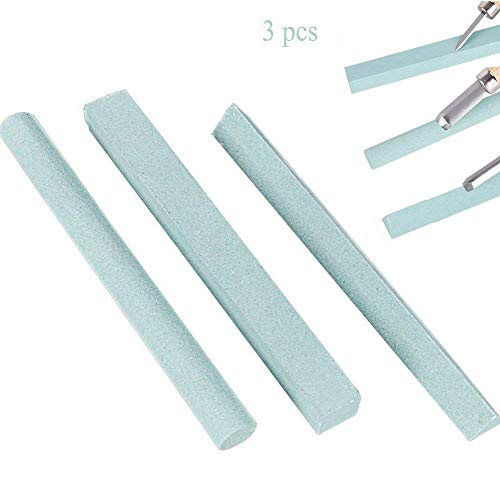 - Piece Sharpening Stone Set -Whetstone Stone Set Chisel Sharpening Stone Kit for Wood Carving Tool-Pack of 3 (Chisel Sharpening Stone)