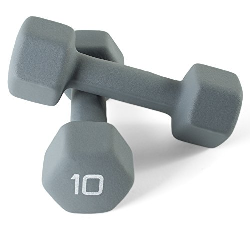 CAP Barbell Neoprene Coated Dumbbells