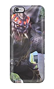 LeeJUngHyun Design High Quality Ninja Gaiden Fantasy Anime Warrior Sword Blood Battle Monster Cover Case With Excellent Style For iphone 6 plus