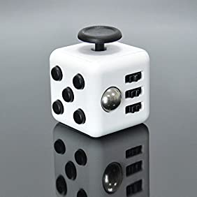 Generic Yibu Fidget Cube Relieves Stress & Anxiety For Children & Adults Novelty