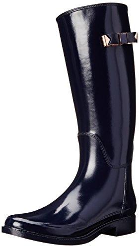 Ted Baker Women's Elanera Rain Shoe,Dark Blue,9 M US