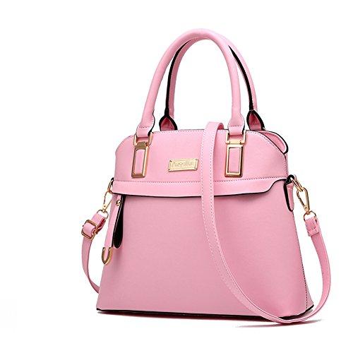 Per Della Handle Donne Designer rosa Pelle In Vera Top Borse AVERIL Le Tote Del G Spalla Borsa 0ARqxwOP4W