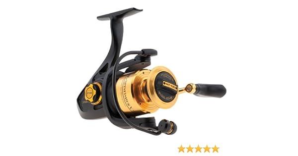 Penn Nuevo Spinfisher SSV 3500 Spinning Carrete de Pesca de Agua ...