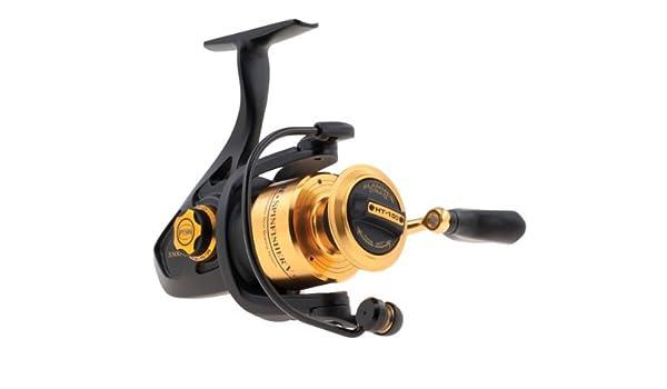 Penn Nuevo Spinfisher SSV 8500 Spinning Carrete de Pesca de Agua ...
