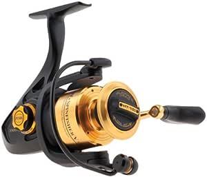 Carrete de pesca de agua salada PENN Spinfisher SSV 9500 Spinning ...