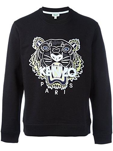 kenzo-mens-f755sw0014xc99-black-cotton-sweatshirt