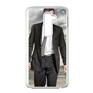 Transporter LG G2 Cell Phone Case White MUS9207354