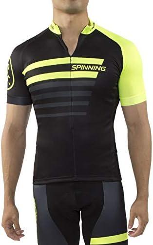 SPINNING VNECKM-053 Camiseta, Hombre, Gris, Medium: Amazon.es ...