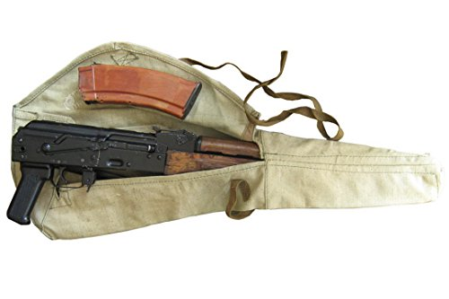 Made in USSR AKS 74 47 AKMS canvas soft case bag For Kalashnikov rifle and other 75cm by KALASHNIKOV