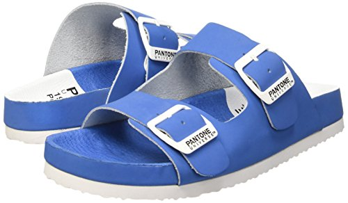 Elettrico Sandalias Plataforma Formentera Adulto Pantone blu Unisex Con Azul 72 aq8Wwf