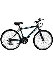 """Bicicleta de Montaña con Propiedades Reflejantes, Modelo """"Kron Karbon"""", Rodada 26 18 Velocidades"""