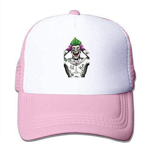 Greenday Amazing Joker Trucker Adjustable Flexfit Custom Hats Cap Mesh - Hat Trucker Custom Flexfit