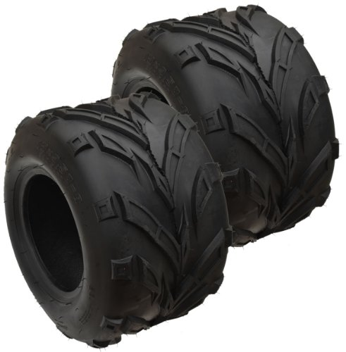 18x9.50-8 V Tread Go Kart Rear Tires (2)