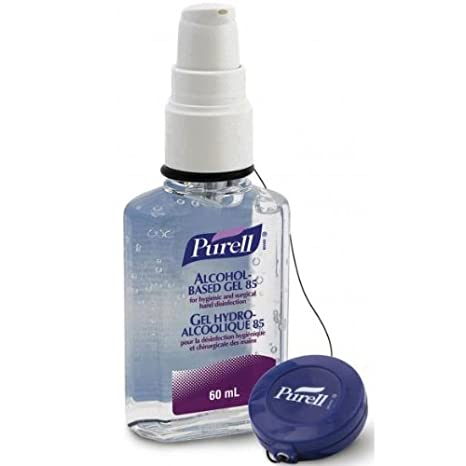 Gojo 9606 24 Purell Advanced Hygienic Hand Rub 60ml Pack Of 24
