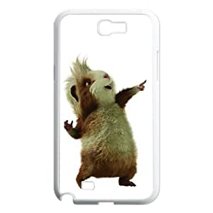 SamSung Galaxy Note2 7100 phone cases White G Force cell phone cases Beautiful gifts NYTR4639116