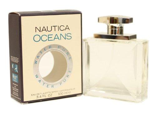 Nautica Oceans Men Ounce Spray