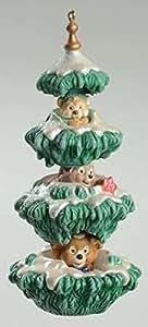 Hallmark Keepsake Christmas Ornament Peekaboo Bears 1998
