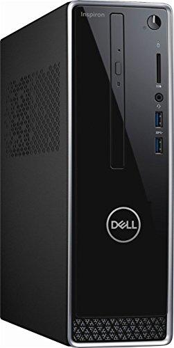2018 Latest Dell Inspiron Fast Desktop PC Computer, Intel i3-8100(Beat i5-7400), DVD, Bluetooth, Wi-Fi, USB 3.0, HDMI, Windows 10, 8GB/12GB/16GB/24GB/32GB RAM, 1TB/2TB HDD, 128GB/256GB/512GB/1TB SSD