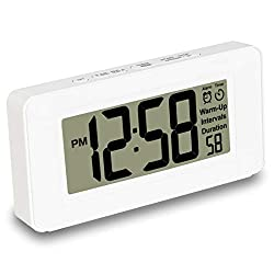 Awake Mindfulness Clock - an Acutal, Physical Meditation Timer + Alarm Clock (with a Gentle Chime Sound) for Digital Mindfulness, Digital Wellbeing, Digital Detox, Smartphone Addiction, Pomodoro
