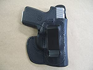 Beretta Pico 380 IWB Molded Leather Inside Waist Concealed Carry Holster BLACK RH