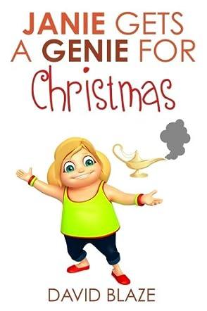 Janie Gets A Genie For Christmas