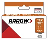 Arrow Fastener 256 Genuine T25 3/8-Inch Staples