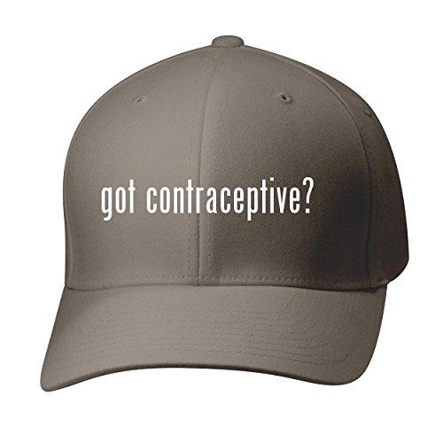 BH Cool Designs Got contraceptive? – Baseball Hat Cap Adult, Dark Grey, Small/Medium