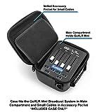 Casematix Studio Case Compatible with Tc Helicon