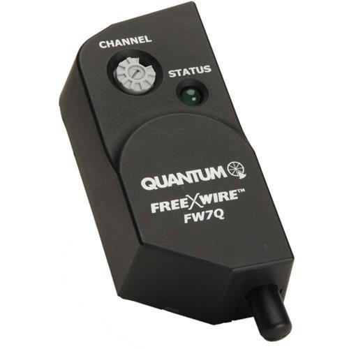Quantum FreeXwire Receiver for Qflash (FW7Q)