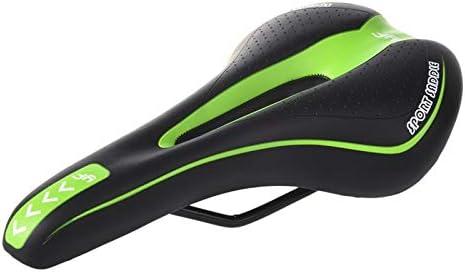 1x Bike seat Mountain Shock Absorption Flexible Components Ultra Light