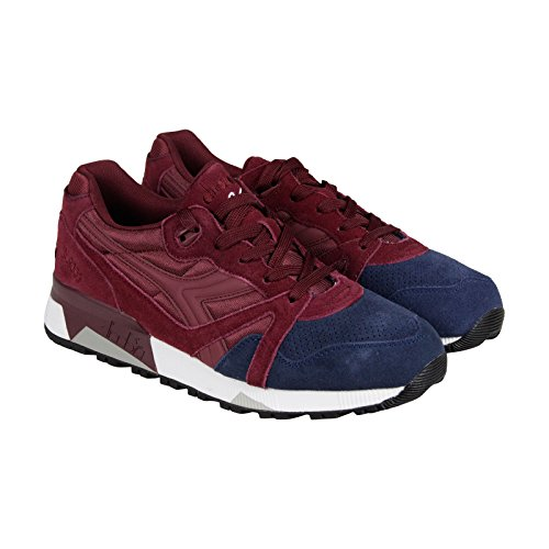 diadora-n9000-double-mens-red-blue-leather-synthetic-sneakers-shoes-75