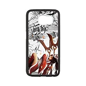 League of Legends(LOL) Akali Samsung Galaxy S6 Cell Phone Case White DIY Gift pxf005-3633375