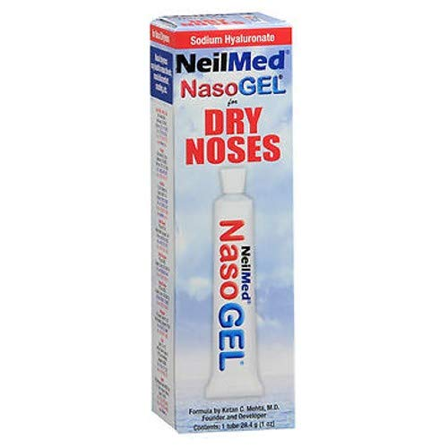 Neilmed Nasogel for Dry Noses 1 Oz (Pack of -