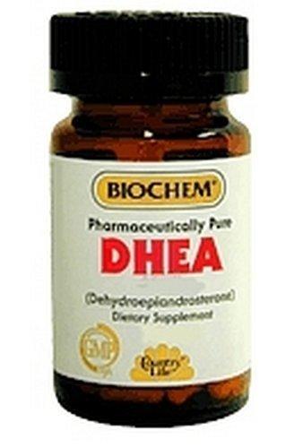 Жизни страны - дегидроэпиандростерон DHEA 10 мг. - 50 вегетарианские капсулы ранее, Biochem