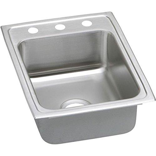 Pacemaker Bar Sink (Elkay PSR17223 Gourmet Pacemaker Sink, Stainless)