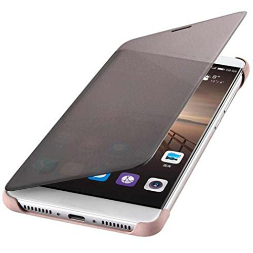 gbsell-luxury-smart-window-sleep-wake-up-flip-leather-case-cover-for-huawei-mate-9-grey