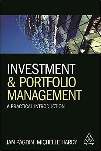 investment and portfolio management books