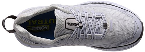 Hoka Women Clifton 4 White / Blackened Pearl