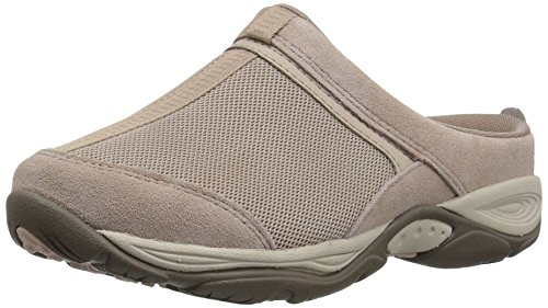 Easy Spirit Women's Ezcool Clog, Ivory, 9 M US by Easy Spirit