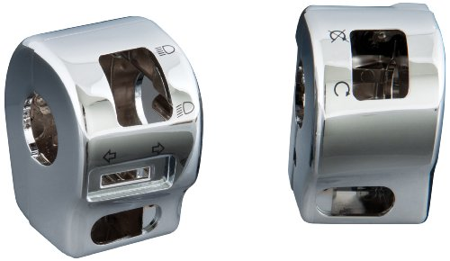 Show Chrome Accessories 81-110 Switch Box Housing