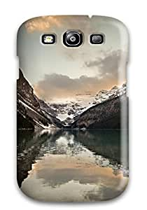Durable P Back Case Cover For Galaxy S3