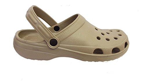 30b73a238c80d MENS CASUAL CLOGS BEACH SPORT SANDAL GARDEN HOSPITAL NURSING PLASTIC MULES  SLIPPER SHOES  Amazon.co.uk  Shoes   Bags