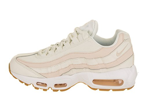Max Air 95 Chaussures Nike de Multicolore 001 WMNS Guava Brown White Femme Gymnastique Gum Light Ice Sail g5wqEIUI