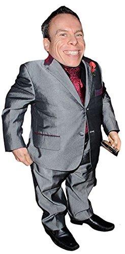 Warwick Davis Life Size Cutout by Celebrity Cutouts