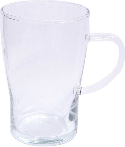 Simax Glassware 2622/4 Orion Mugs, 10-Ounce, Set of 4