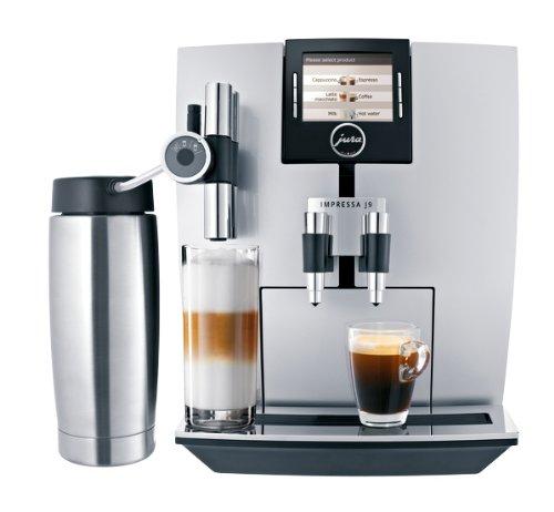 jura impressa j9 one touch tft coffee machine appliances store. Black Bedroom Furniture Sets. Home Design Ideas