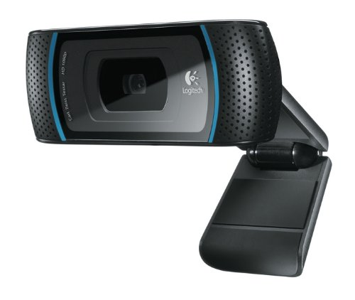 Logitech B910 HD Webcam Webcam couleur audio Hi-Speed USB 960-000684 B0074KSQZA casque video conférénce