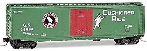 【ギフト】 Micro Trains Trains N – 50 ' Stdボックス車、プラグドア、g.n. # 36866 36866 – 03200340 B00U0IVF88, ヘキチョウ:c96217ae --- a0267596.xsph.ru