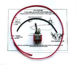 41Kn6oWjgHL guitar kill switch kit no 4 amazon co uk musical instruments guitar kill switch wiring diagram at aneh.co
