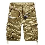 Fashion Mens Baggy Shorts Pants Camo Trousers Cargo Pants Short Pants